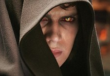 Revenge of the Sith - evil Anakin