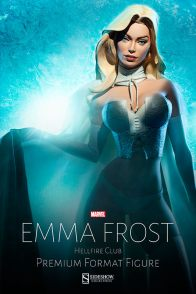 Sideshow Premium Format Emma Frost Hellfire Club - darkened tight