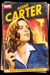 Agent Carter one shot