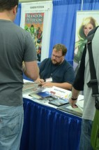 Baltimore Comic Con 2014 - Adam Hughes