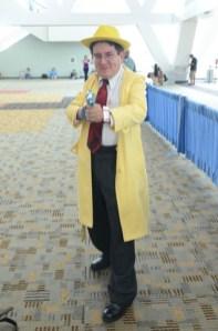 Baltimore Comic Con 2014 - Dick Tracy