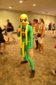 Baltimore Comic Con 2014 - Iron Fist