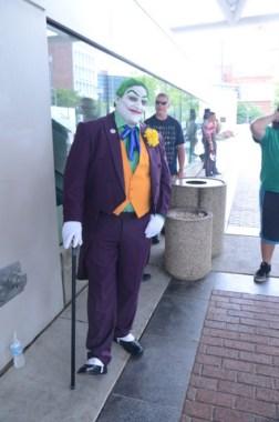 Baltimore Comic Con 2014 - Joker