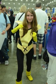 Baltimore Comic Con 2014 - Kitty Pryde