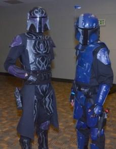 Baltimore Comic Con 2014 - Mandalorians