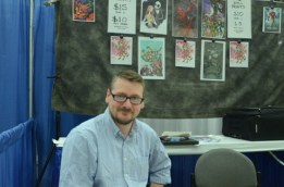 Baltimore Comic Con 2014 - Mike McKone