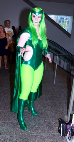 Baltimore Comic Con 2014 - Polaris