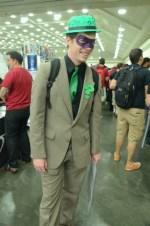 Baltimore Comic Con 2014 - Riddler