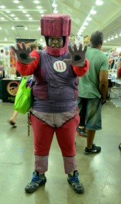 Baltimore Comic Con 2014 - Sentinel
