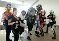 Baltimore Comic Con 2014 - Suicide Squad