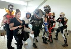 Baltimore Comic Con 2014 - Suicide Squad