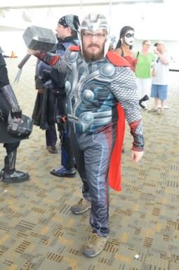 Baltimore Comic Con 2014 - Thor
