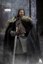 Game of Thrones Ned Stark gazing