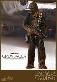 Hot Toys Star Wars Chewbacca - side shot