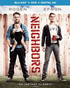 Neighbors Blu-Ray cover