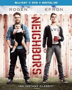 Neighbors Blu-Ray cover