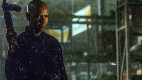 The Equalizer - Denzel Washington as Robert McCall.2