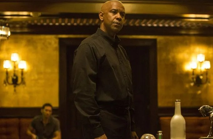The Equalizer - Denzel Washington as Robert McCall