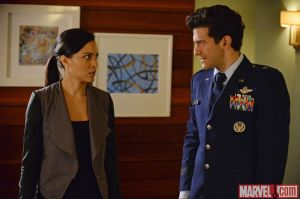 agents of shield - face my enemy - agent 33