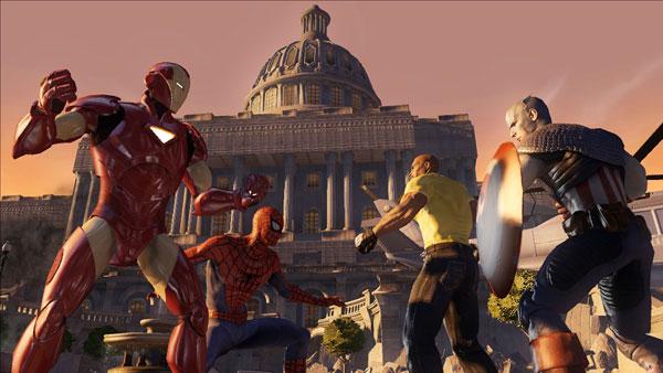 civil war video game