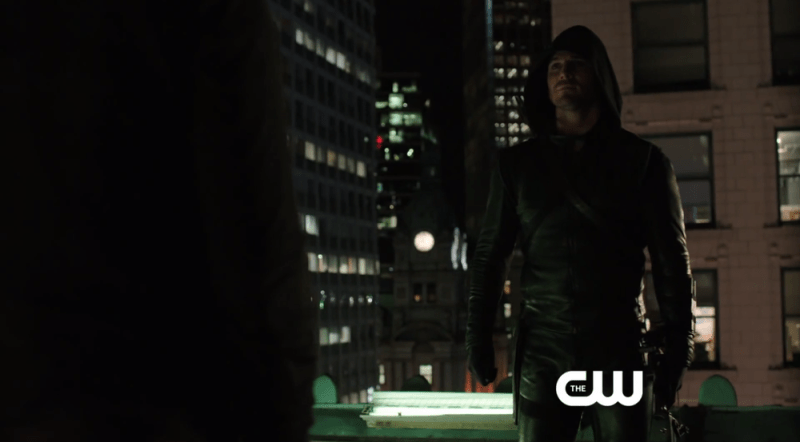 Flash - Arrow cameo