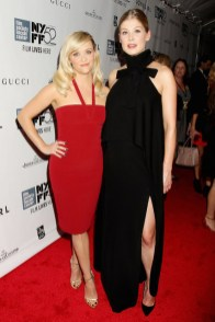 Dave Allocca/Starpix Reese Witherspoon and Rosamind Pike