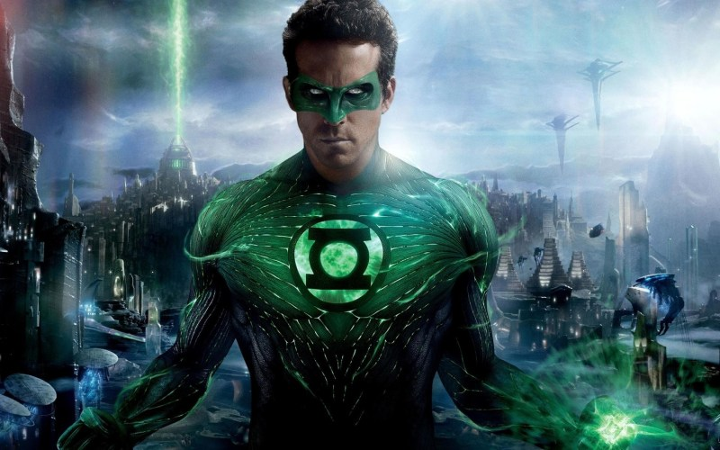 green-lantern-movie - ryan reynolds