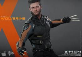 Hot Toys X-Men DOFP Wolverine - focused