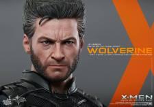 Hot Toys X-Men DOFP Wolverine - head closeup