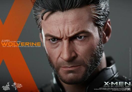 Hot Toys X-Men DOFP Wolverine - old Logan