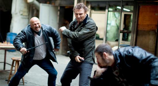 Taken 2 - Liam Neeson fighting2jpg