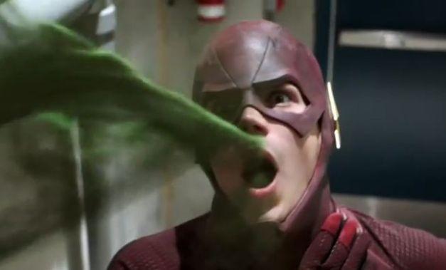 The Flash - ep. 3 - Flash vs The Mist