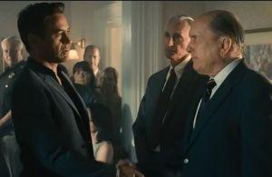 The Judge - Robert Downey Jr. and Robert Duval