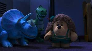 Toy Story of Terror - Trixie, Rex and Mr. Pricklepants