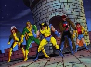 x-men-animated-series-season-3-5-cry-of-the-banshee-wolverine-gambit-jubilee-rogue