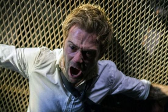 Constantine - Ep.3 - Constantine screaming