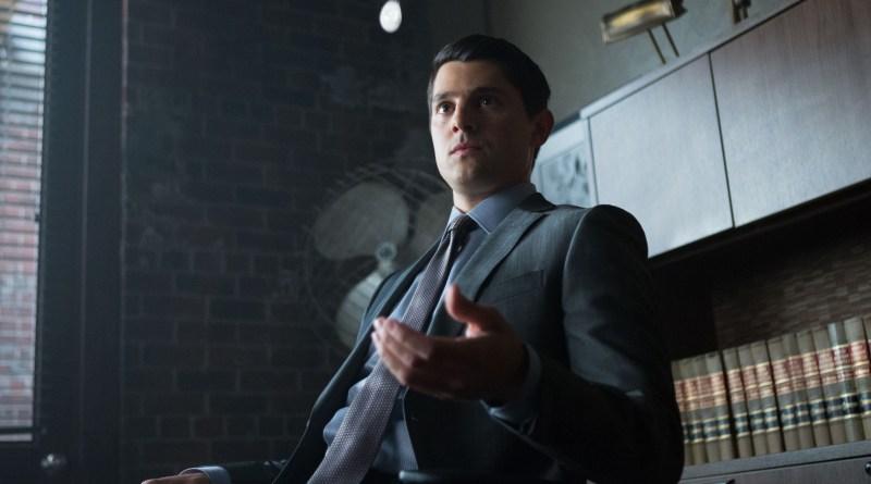 Gotham - Harvey Dent - Nicholas D'Agosto