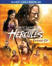 Hercules blu ray cover
