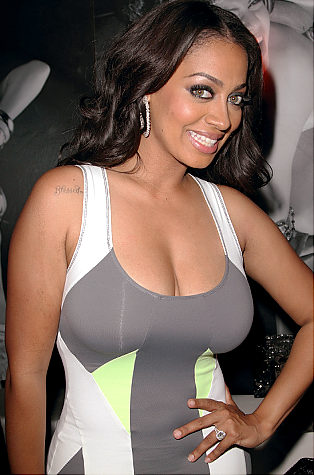 LAla Carmelo Anthony wife hot