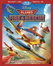 Planes Fire and Rescue blu ray