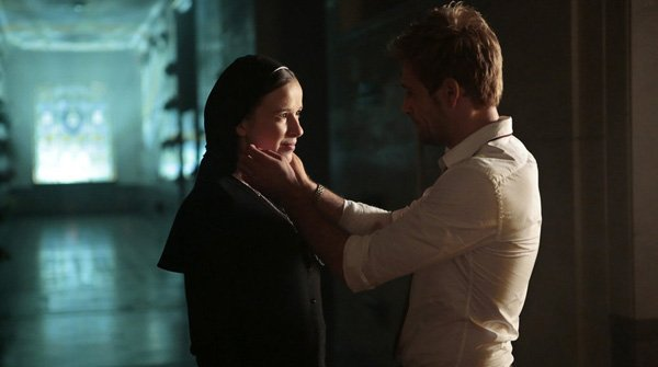 Constantine - The Saint of Last Resorts - Anne Marie and Constantine