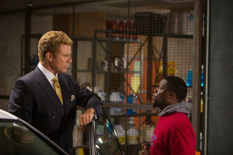 Get Hard Movie 2015 - Kevin Hart and Will Ferrell