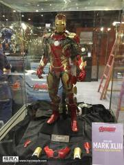 Hot Toys Age of Ultron Avengers figures - Iron Man Mark 43
