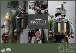 Hot Toys Return of the Jedi Boba Fett figure - collage