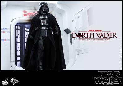 Hot Toys Star Wars Darth Vader figure - cover shot