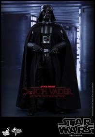 Hot Toys Star Wars Darth Vader figure - iconic pose