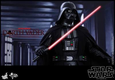 Hot Toys Star Wars Darth Vader figure - tight main shot