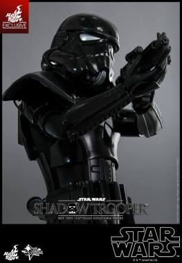 Hot Toys Star Wars Shadowtrooper -tight aiming