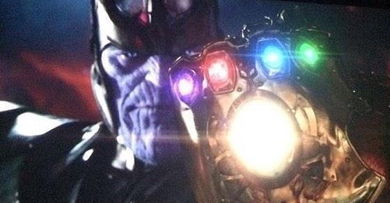 thanos and infinity gauntlet marvel movie
