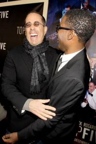 Top-Five-NY-Premiere - Jerry Seinfeld and Chris Rock
